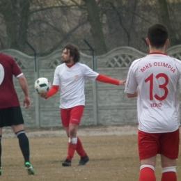 SENIORZY: MKS Olimpia Koło - Polonus Kazimierz Biskupi (24.03.2018)