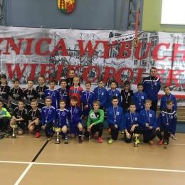 Halowe Mistrzostwa Młodzików