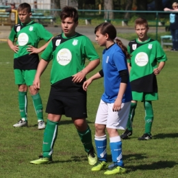 Młodzicy: Pelikan - Lech Poznań FA Rogoźno (fot. R. Prawniczak)