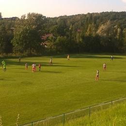 Inter Krostoszowice - SKF Rowień :: B-Klasa Rybnik 28.08.2016