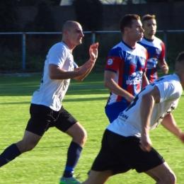 Sparta Kazimierza Wielka - Wisła Sandomierz 0:2 (0:1)