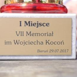 29.07.17r. VII Memoriał Wojciecha Kocoń