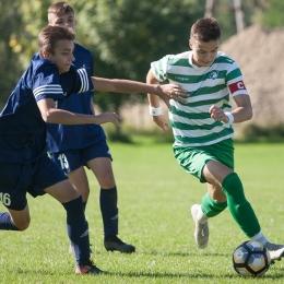U19: Orzeł Myślenice - Tempo Rzeszotary [fot. Bartek Ziółkowski]