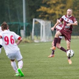 9. kolejka: Widzew II Łódź - Sparta Łódź 2:4 (1:2)