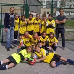 2013 - Wojewódzka Liga Młodziczek