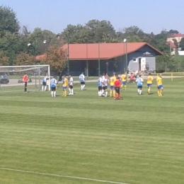 Polesie Kock-Unia Hrubieszów. 28.08.16