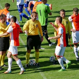 IV liga podkarp.PIAST Tuczempy - SOKÓŁ Sieniawa 0:1(0:0) [2016-08-28]