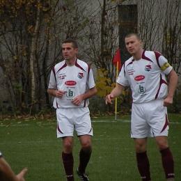 Start Pruszcz - Chełminianka Basta Chełmno (31.10.2009 r.)