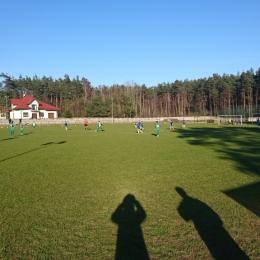 """Młodziki LKS """"Sparta"""" Lubliniec vs Liswarta Lisów"""
