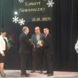 Nominacja do tytułu Człowieka Roku 2014