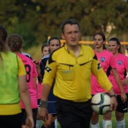11.09.2016 Dziewczyny: Warszawska Akademia Piłkarska - ŁKS Łochów 3:1 (0:1)