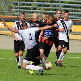 7 kolejka IV ligi: KP Polonia Bydgoszcz 2:2 BKS Sparta Brodnica