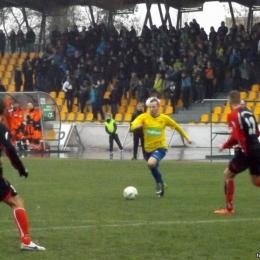 Elana Toruń - KS Chwaszczyno [19.11.2016]