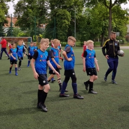 Zmagania ligowe drużyn Orlików