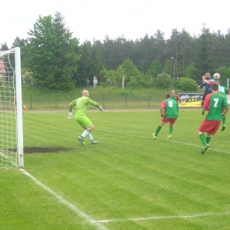 21.05.2017: Zawisza - Zieloni Zalesie 3:1 (klasa B)