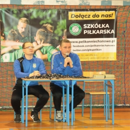 Spotkanie SP Niechanowo