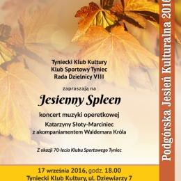 Jesienny Spleen