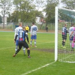 26.09.2018: Zawisza - BKS Bydgoszcz 1:3 (Puchar Polski - okręg)