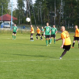 Liga - Seniorzy - Grom Malanów vs Tulisia