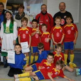Turniej rocznika 2005 w Sulminie...