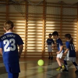 Mikołajkowy Festiwal Piłki Nożnej Dzieci