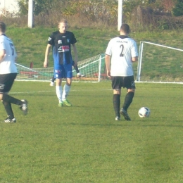 05.11.2017: Zawisza - Krajna Sępólno Krajeńskie 4:0 (klasa A)