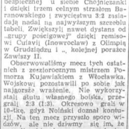 """Artykuł z  """"Żołnierza Polski Ludowej"""" - 07.08.1959."""