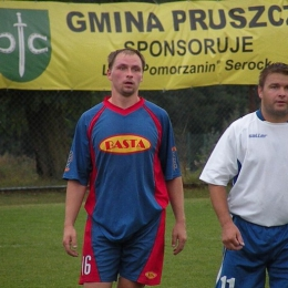 Pomorzanin Serock - Chełminianka Basta Chełmno (5.09.2009 r.)