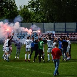 JKS Jarosław - Karpaty II Krosno 4:0 (3:0)