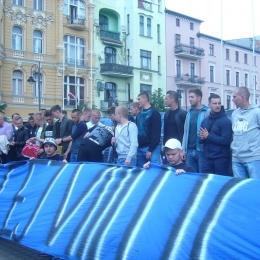 17.06.2017: Feta po awansie do klasy A (Plac Wolności)
