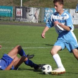 Juniorzy młodsi Piast - Walce 3-0
