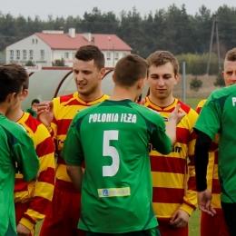 Iłżanka Kazanów - Polonia Iłża 1:0