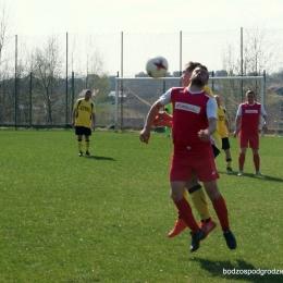 LKS Stasiówka - BODZOS 02/04/2017