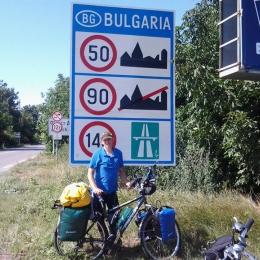 Tomek już w Bułgarii