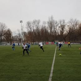 Sparing: AKS Górnik Niwka Sosnowiec - Piast II Gliwice 3:1