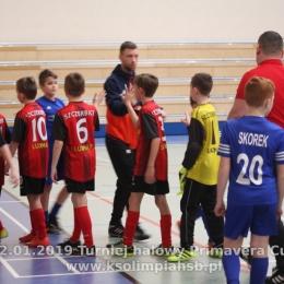 12.01.2019 Turniej halowy Primavera Cup