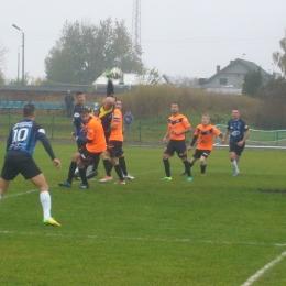 22.10.2016: Zawisza - Olimpia Wtelno 2:0 (klasa B)