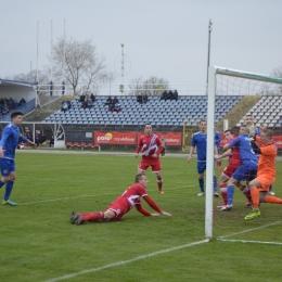 III liga: Górnik Konin - Chemik Bydgoszcz 1:3