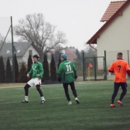 Sparing Nr 5 Piast - Wiking Opole 5-0