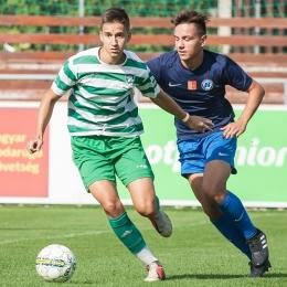 U19: Balatonfüred USC - Orzeł Myślenice [fot. Bartek Ziółkowski]