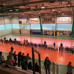 Żaki na turnieju halowym w Kostrzynie (http://steinpolilankarzepin.futbolowo.pl)