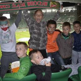 Dzieci na Stadionie - Śląsk vs Piast Gliwice