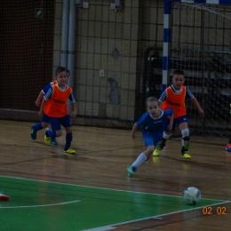 II Noworoczny Turniej Piłkarski 02.02.2019r