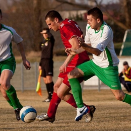 Zieloni Żarki : LKS Kamienica Polska 0:0