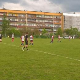 Polaris Żory - Inter Krostoszowice :: Juniorzy Rybnik - 8.05.2016