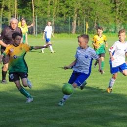 Przegrana młodzików starszych w Koninie