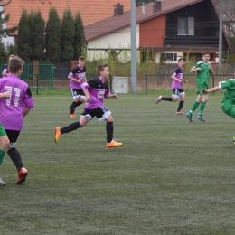 Trampkarze 2001: 16.04.2016 Orły Zielonka vs ŁKS Łochów 1:1