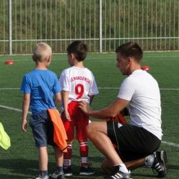 2017-08-25 Przyszłość Orli - grupa Bambino intensywnie trenuje