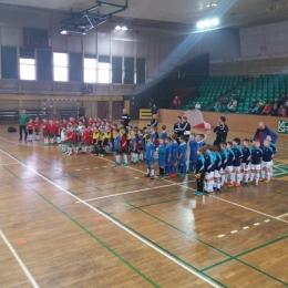 Noworoczny Turniej piłkarski rocznika 2009 i młodsi (28.01.2017r)