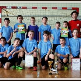 Turniej Piłki Nożnej Halowej LZS o Puchar Burmistrza Środy Śląskiej